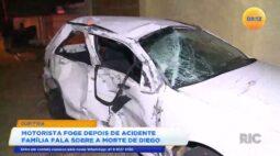 Cidade Alerta conversou com família de motorista que perseguiu motorista fugindo do acidente