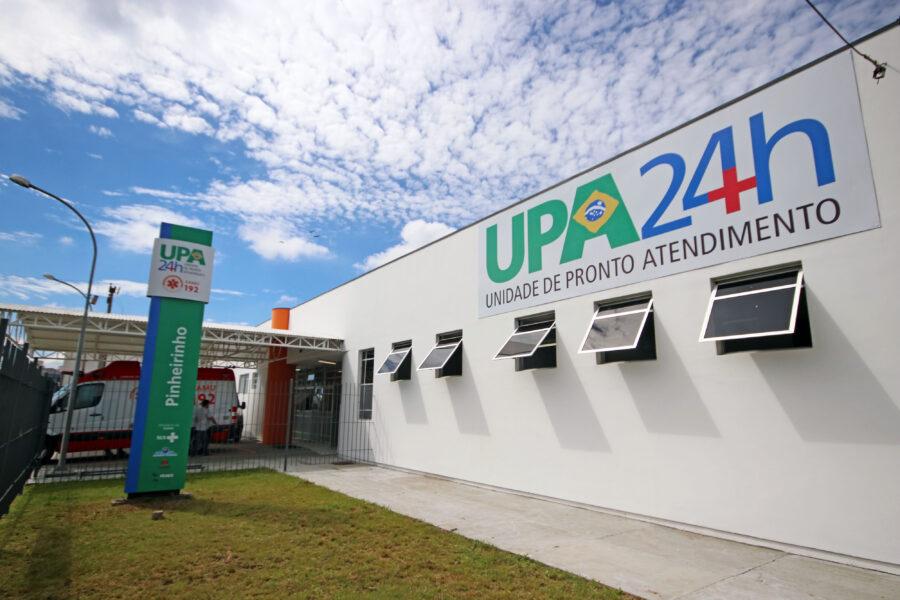 UPAs de Curitiba passam a funcionar como unidades de internamento para covid-19