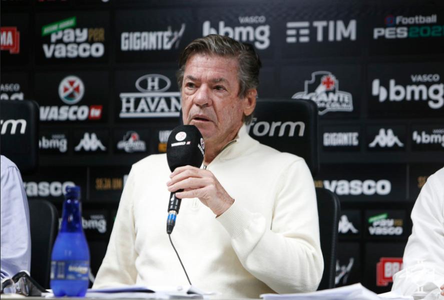 Ministério Público entra com ação contra o Vasco da Gama