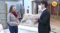Memorial paranista reúne obras de artista paranaense e promove arte
