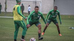 Coritiba tem cinco desfalques para enfrentar o Londrina; Veja os relacionados