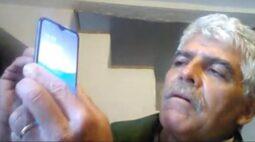 Homem usa dedo amputado para poder desbloquear seu celular