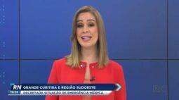 Grande Curitiba e região sudoeste decretam situação de emergência hídrica