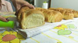 Receita de Pão Caseiro | SABOR DA TERRA