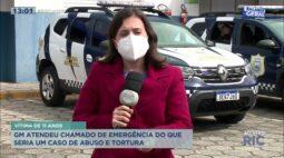 GM atende chamado de emergência do que seria um caso de abuso e tortura de uma criança