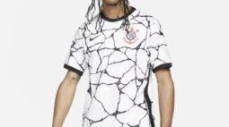 Fornecedora confirma nova camisa do Corinthians: saiba detalhes