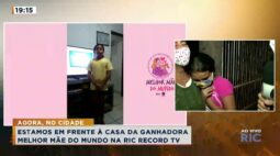 Cidade Alerta Londrina Ao Vivo | 07/05/2021