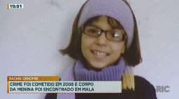 Assassino de Rachel Genofre foi condenado 13 anos após cometer o crime