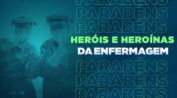 Dia do enfermeiro: sinônimos de superação e resiliência, profissionais são os 'heróis' da pandemia