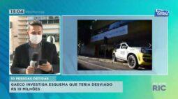 Gaeco investiga esquema que teria desviado R$19 milhões