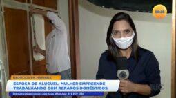 Esposa de aluguel: mulher empreende trabalhando com reparos domésticos