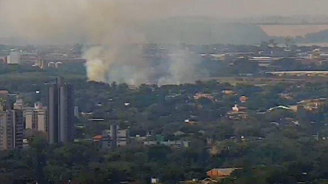 Perda na lavoura, incêndios e problemas respiratórios: o saldo do abril mais seco dos últimos 45 anos em Maringá