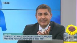 Já pensou concorrer a um almoço com o George Clooney no pós pandemia; saiba como!