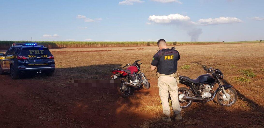 Mais de 20 motocicletas irregulares são apreendidas em Cambará (PR)
