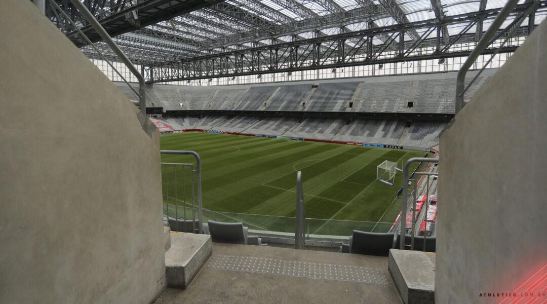 Athletico x América-MG: onde assistir, escalações e arbitragem