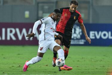 Athletico joga mal e perde para o Melgar por 1 a 0, pela terceira rodada da Copa Sul-Americana