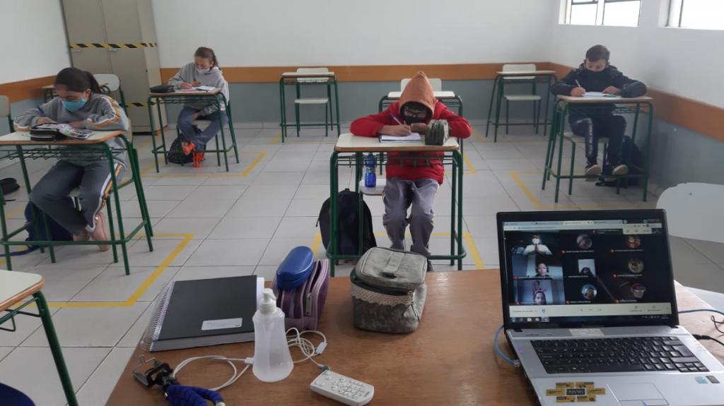 Prefeitura de Curitiba vai seguir o decreto estadual para a educação