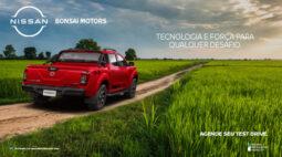 Confira na Bonsai Motors: Nissan Frontier traz conforto ao produtor rural com tecnologia da NASA