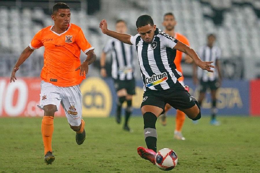 Botafogo fica no empate sem gols com o Nova Iguaçu pela Taça Rio