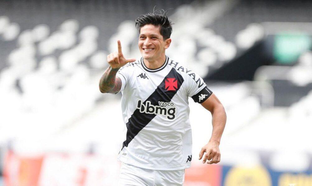 Cano se aproxima de nova marca pelo Vasco