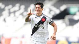 Cano elogia partida do Vasco na vitória sobre o Botafogo