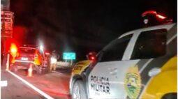 Casal de policiais que estava de folga é alvo de disparos em São José dos Pinhais
