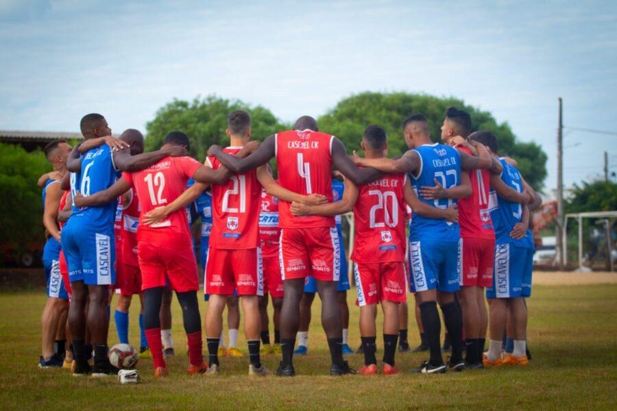 Cascavel CR está suspenso de atuar no futebol pelos próximos dois anos