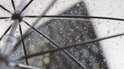 Chuva em Londrina deve ficar por todo final de semana com queda de temperatura