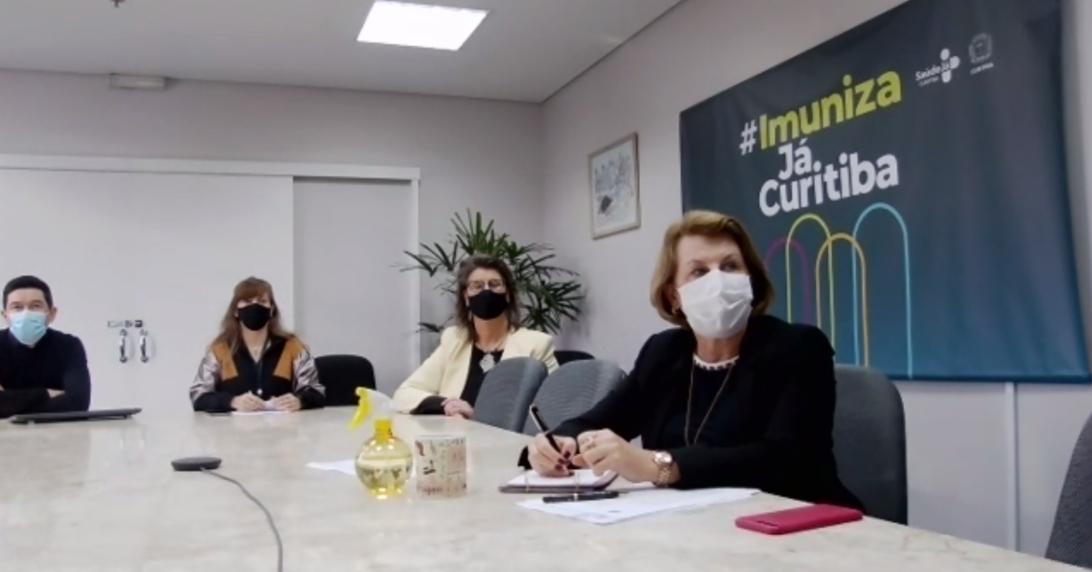 Secretaria Municipal de Saúde detalha novo decreto de Curitiba em coletiva nesta sexta (28); assista