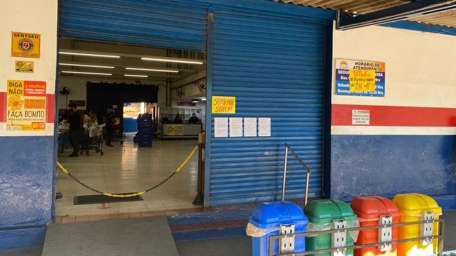 Porecatu (PR) fecha comércios durante a semana em novo decreto