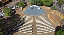 Concha Acústica de Londrina  completa 64 anos