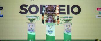 CBF detalha tabela da terceira fase da Copa do Brasil; Confira quando jogam os times paranaenses