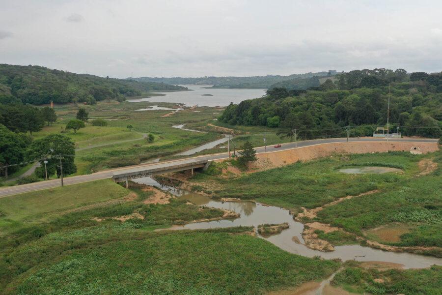 Abril mais seco da história volta a agravar a crise hídrica no Paraná