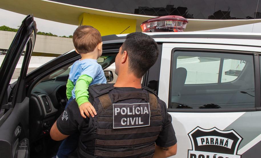 Polícia recomenda comunicação imediata de desaparecimentos de crianças