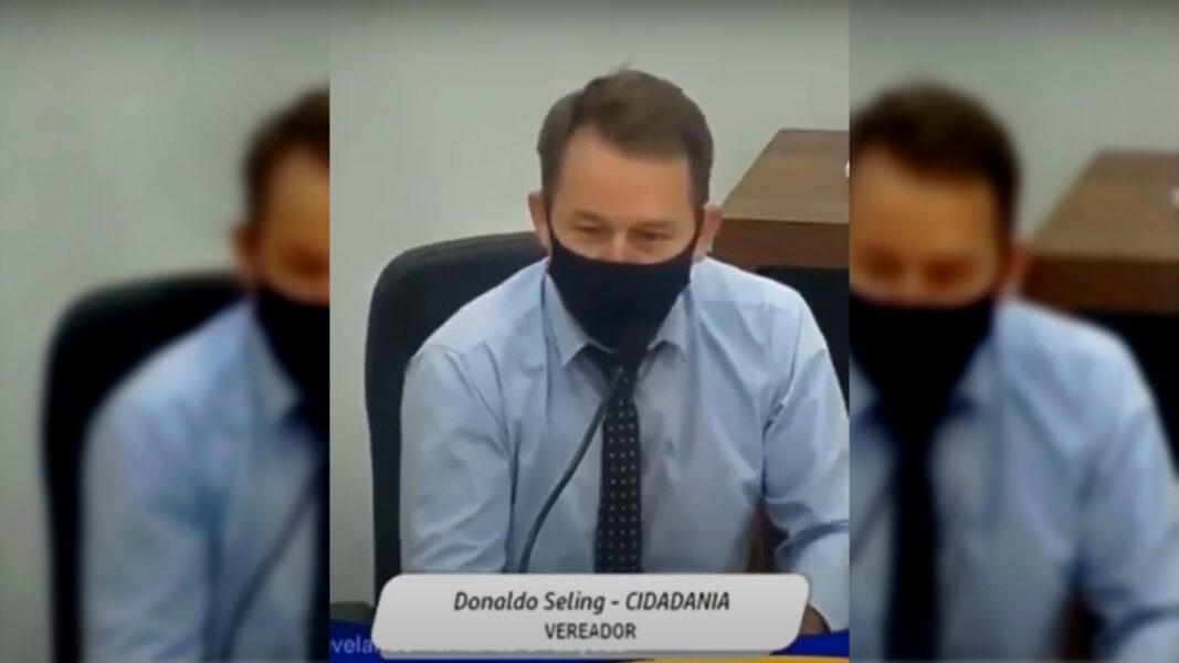 Comissão decide pela não cassação do vereador de Maripá, Donaldo Seling