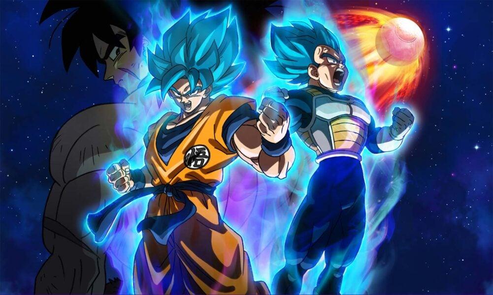 Dragon Ball Super ganhará novo filme em 2022
