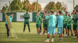 """""""Jogo difícil, mas estamos preparados"""", afirma Nathan Ribeiro sobre confronto contra o Cianorte"""