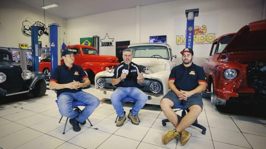 BIG Garage estreia hoje, ao meio dia, na tela da RIC Record TV