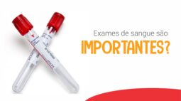 Exames de sangue são importantes?