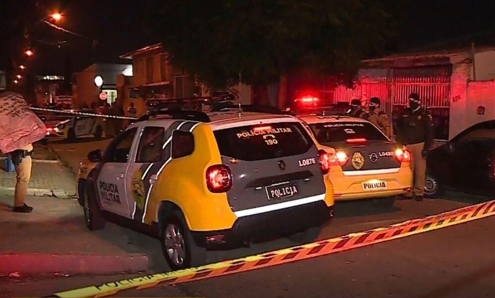 Rapaz é executado com 25 tiros no bairro Sítio Cercado, em Curitiba