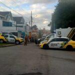 Filho enterra pai na garagem e mata mãe asfixiada, em Curitiba