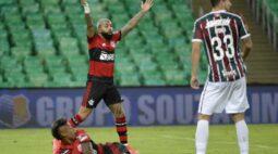 Dirigente do Flamengo reclama da arbitragem na final do Carioca