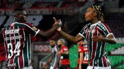 Fluminense e Flamengo empatam no primeiro confronto pelo título do Carioca