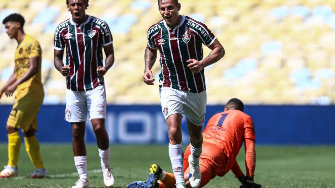 Fluminense enfrenta a Portuguesa-RJ nas semifinais do Campeonato Carioca