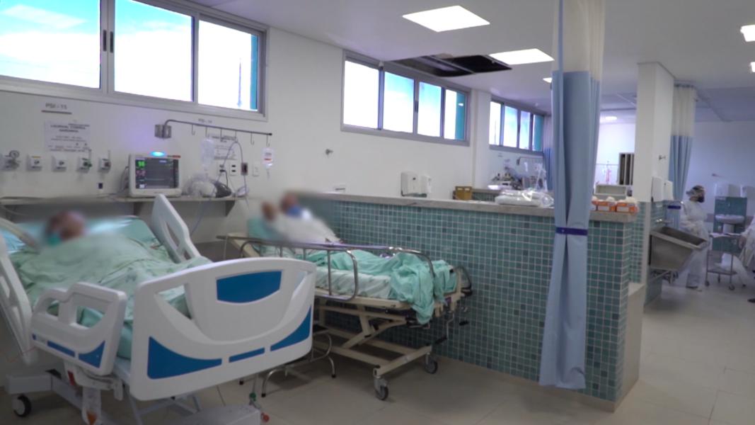 Terceira onda da Covid-19 preocupa Londrina; hospitais funcionam com superlotação