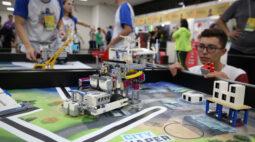 Maior torneio de robótica do Brasil ocorre entre 5 e 6 de maio de forma virtual