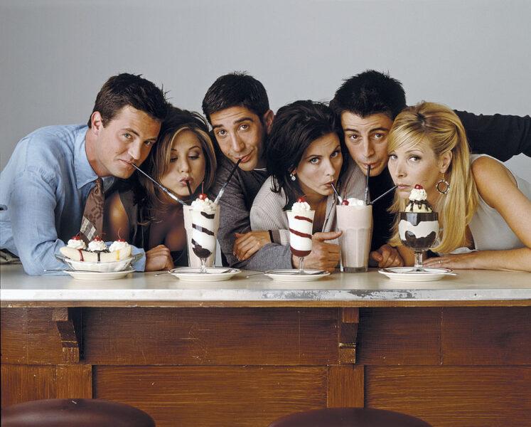 Reunião de Friends ganha data e primeiro teaser