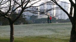 Frio chega a Curitiba e a máxima deve ser de 14°C amanhã (7)