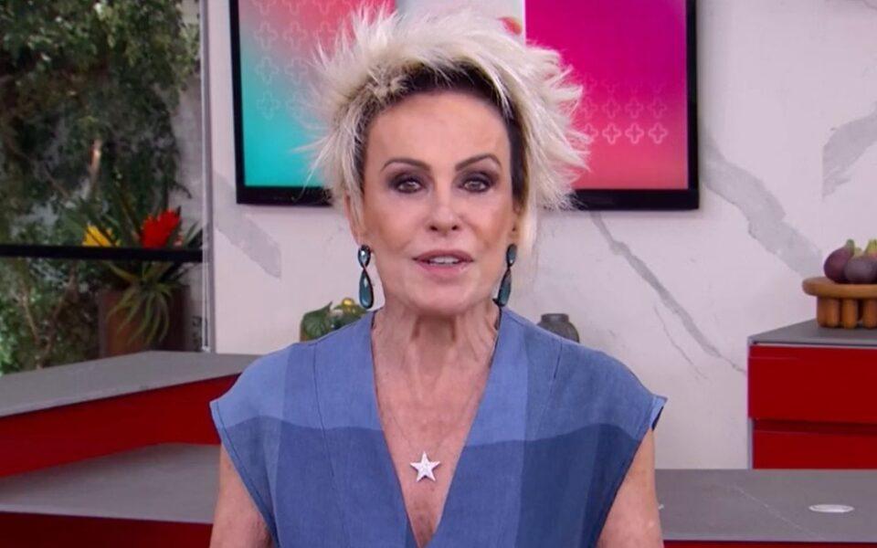 """Ana Maria Braga declara no Twitter: """"Namore com alguém que te faça quebrar a cama"""""""