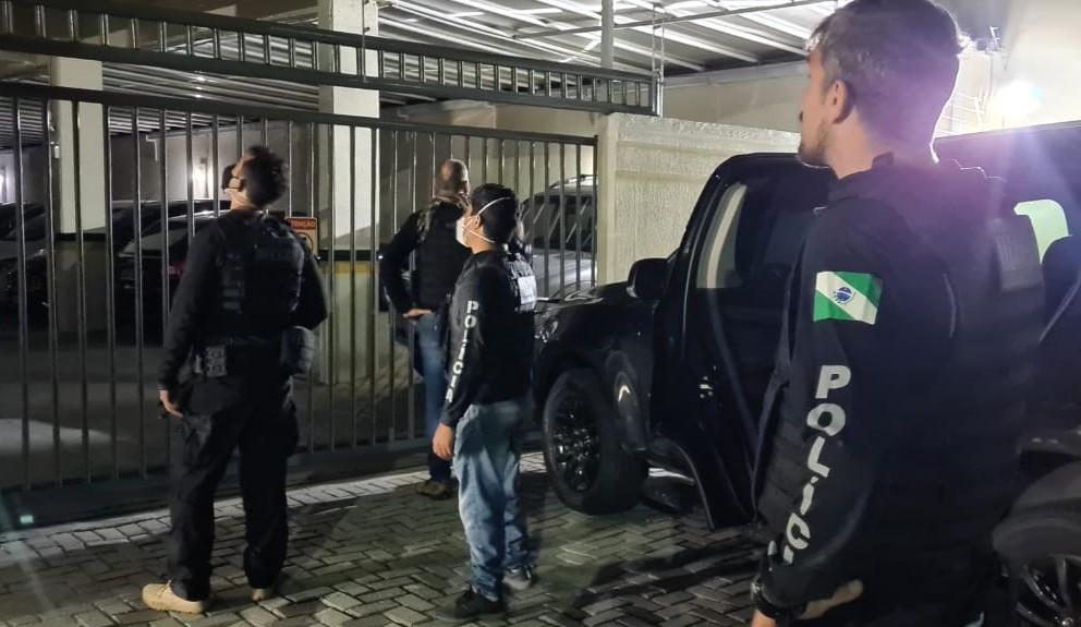 PC cumpre mandados contra grupo suspeito de gerar prejuízo de R$ 5 milhões com golpes